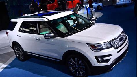 ford explorer towing capacity youtube