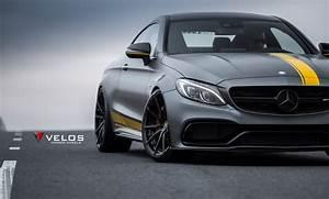 Mercedes C63s Amg : mercedes amg c63s edition 1 coupe on velos s10 forged ~ Melissatoandfro.com Idées de Décoration