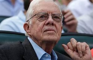 Jimmy Carter Plans To Visit North Korea