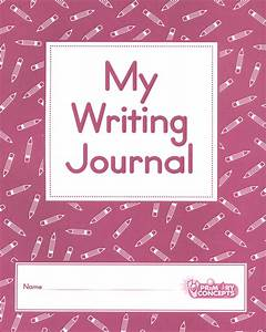 My Writing Journal (057935) Details - Rainbow Resource ...