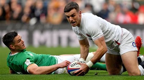 George Ford fit to face Ireland in Nations Cup