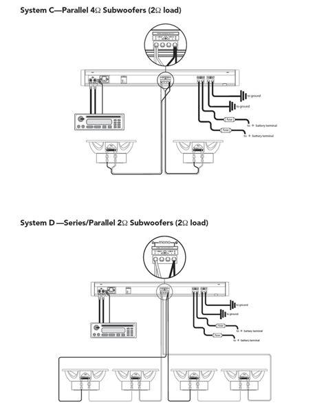 Sni Adjustable Line Output Converter Wiring Diagram