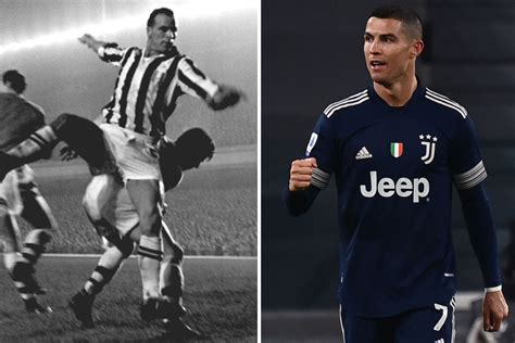 Cristiano Ronaldo equals 63-year old Juventus record after ...