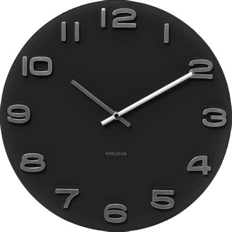 Karlsson Uhren Homepage by Bol Karlsson Vintage Klok Rond Plastic