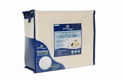 Serta Sheets Sheet Perfect Sleeper Microfiber Mattress