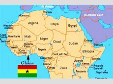 The Question Where Is Ghana? Report Ghana News