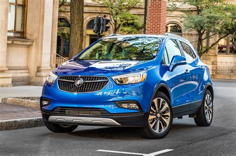 2017 buick encore review motor trend