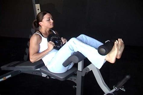 chair sit ups bodybuilding what is the best ab routine
