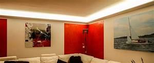 Led Indirekte Beleuchtung Decke : lichtvoutenprofile f r die indirekte led beleuchtung der decke bendu ~ Frokenaadalensverden.com Haus und Dekorationen