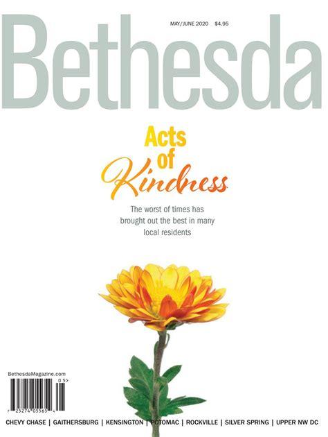 Bethesda Magazine: May June 2020 by Bethesda Magazine Issuu