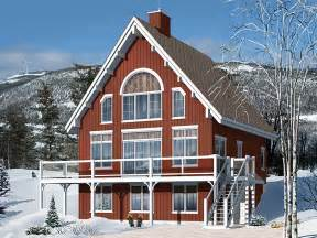 mountain chalet house plans chalet home plans 2 story chalet for mountain lot house plan 027h 0350 at thehouseplanshop