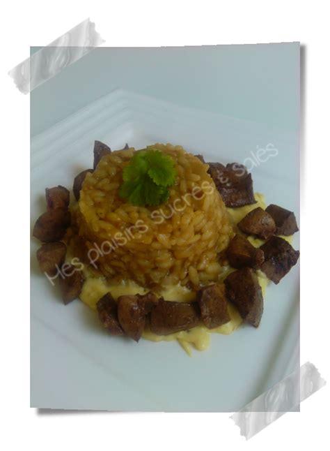cuisiner des rognons de porc mes plaisirs sucrés salés rognon de porc avec risotto