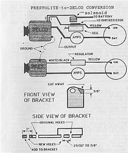 Rewiring  U0026 39 64 Hawk W   Gm Alternator
