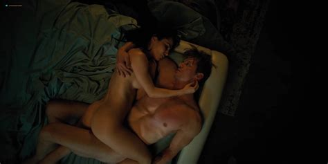 Naked Martha Higareda In Altered Carbon