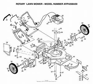 Ayp  Electrolux 4258a59  1999  U0026 Before  Parts Diagram For