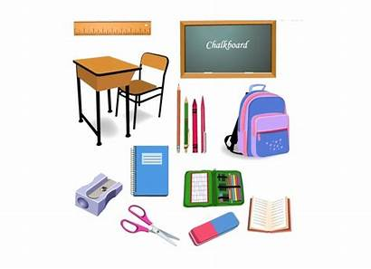 Objects Classroom Clipart Clip Object Student Class