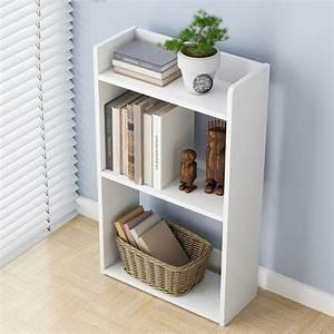 Simple, Floor, Bedroom, Shelf, Creative, Free, Combination, Small, Bookcase, Bookshelf