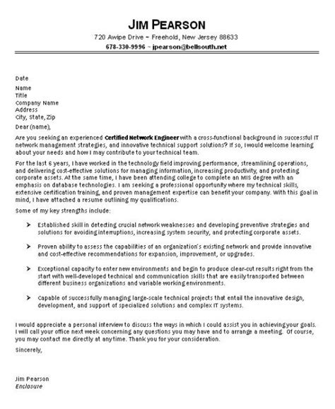 What Information Is On A Resume Cover Letter by Application Letter Sle Cover Letter Sle Technology