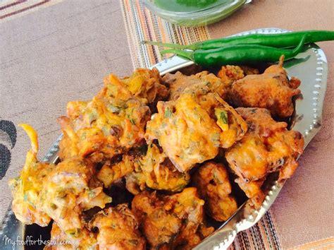 Methi Palak Pakora My Food For The Soul