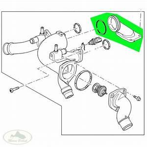 Land Rover Engine Cooling Diagram  Land Rover Oem 10 13