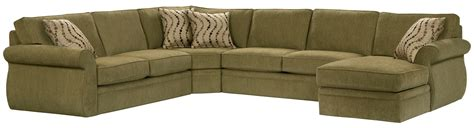 broyhill sectional sofa broyhill furniture right arm facing customizable