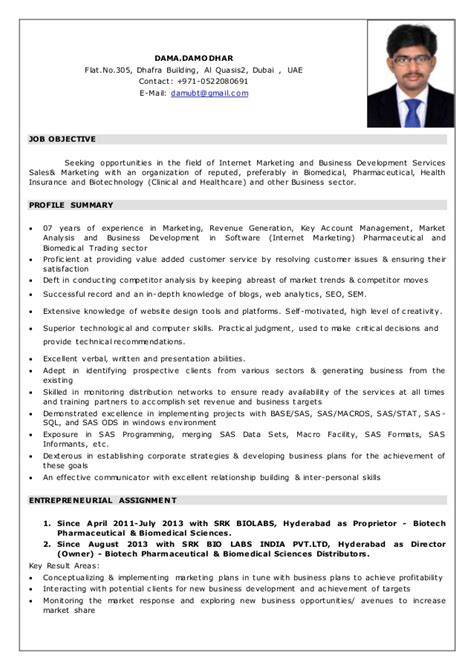 Experience In Marketing Resume by 100 Experience In Marketing Resume Sle Seo Resume 3 Gregory L Pittman Seo Top 8 Seo