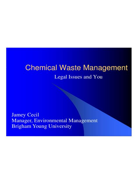 waste management    templates   word