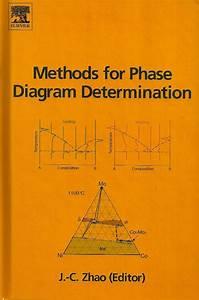 Methods For Phase Diagram Determination Zhao Ji Cheng