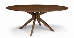 Conan Oval Dining Table - Dining Tables - Article Modern