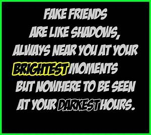 Fake Friends Quotes. QuotesGram
