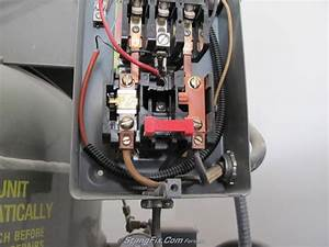 Need Help With Contactor  Coil Nema Starter On My Air
