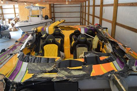 Boat Crash Lake Of The Ozarks 2018 by Hard Lessons On The Water Reconstructing A Tragic