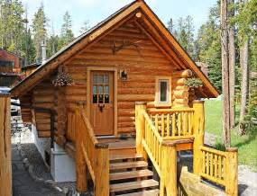small vacation cabin plans banff log cabin guesthouse