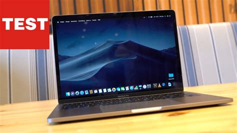 laptop test 2019 leistungssprung apple macbook pro 2019 im test
