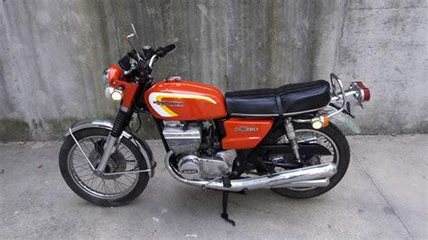 Suzuki Gt 380 K 1973 Catawiki