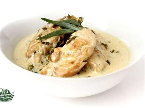 recettes d 39 estragon de la cuisine de bernard