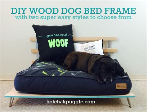 DIY Wood Dog Bed Frame - Page 3 of 4 - Kol's Notes
