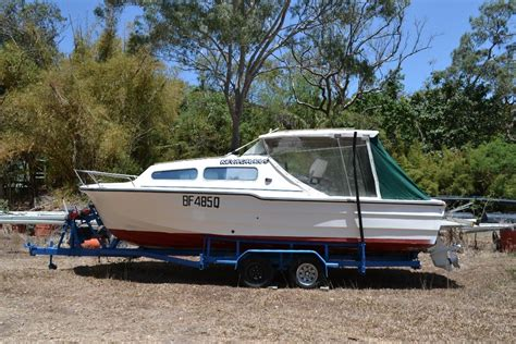 Used Boat For Sale Qld by Glasscraft 27 Trailer Boats Boats For Sale Grp