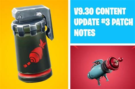 fortnite  patch notes update  air strike item