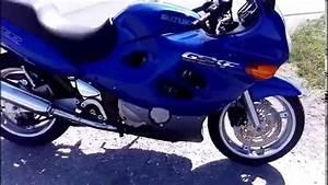 1998 Suzuki Gsx 600 F Katana