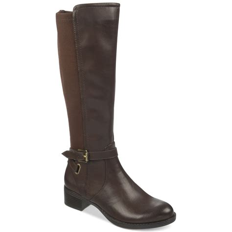 franco sarto country tall stretch riding boots