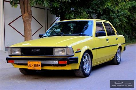 toyota corolla xe limited 1982 for sale in peshawar pakwheels