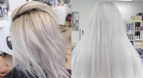 79+ Icy White Silver Curly Hair