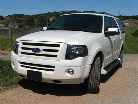 Ford Expedition Road by Savvy Toughness 2007 Ford Expedition Review Road