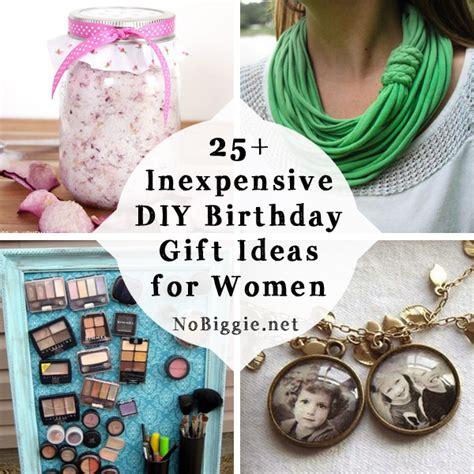 600 X Nobiggie 25 Inexpensive DIY Birthday Gift Ideas