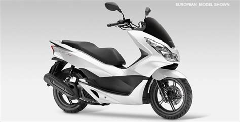 Honda Pcx Electric Wallpaper by Honda Pcx150 Smart Style Scooter 2015 Bikes Doctor