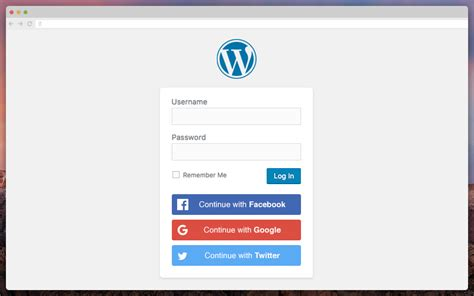 Nextend Social Login And Register (facebook, Google