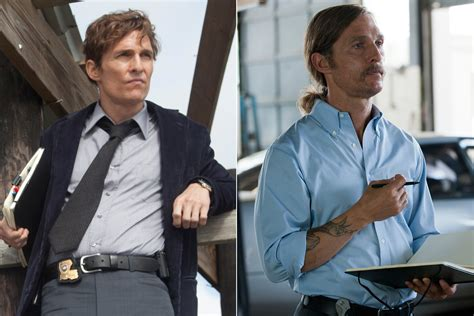 detective mcconaughey true cohle matthew rust rustin woody harrelson stages reveals four james nebraska movies marty movie