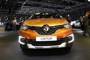 Fiabilité Renault Captur : le renault captur restyl face ses concurrents photo 1 l 39 argus ~ Gottalentnigeria.com Avis de Voitures