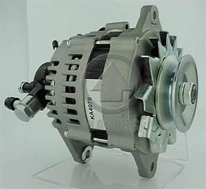 Nissan 2 0 Diesel Alternator Hitachi - Alternator